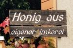 Honig aus eigener Imkerei. Honig aus dem Ruhrgebiet